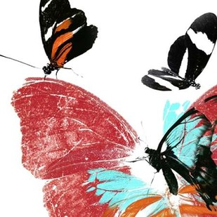 Butterflies Dance IX Digital Print by Project, A.,Decorative