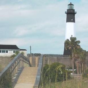 Tybee Lighthouse II Digital Print by Ilosky, Pam,Decorative