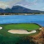 Golf Scene II Digital Print by OToole, Tim,Decorative