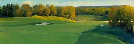 Golf Scene III Digital Print by OToole, Tim,Decorative