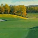 Golf Scene III Digital Print by OToole, Tim,Decorative