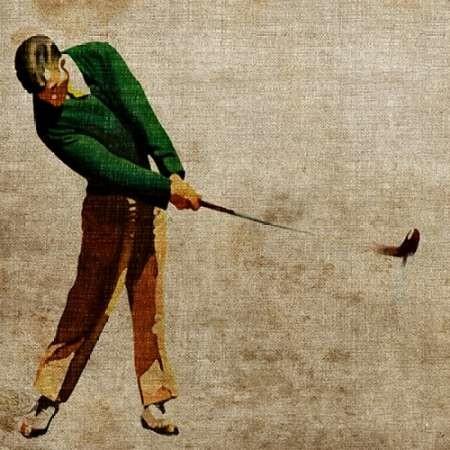 Vintage Sports II Digital Print by Butler, John,Realism
