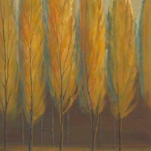 Soft Sienna Digital Print by Joy, Julie,Expressionism