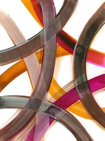 Infinite Path IV Digital Print by Fuchs, Jodi,Abstract