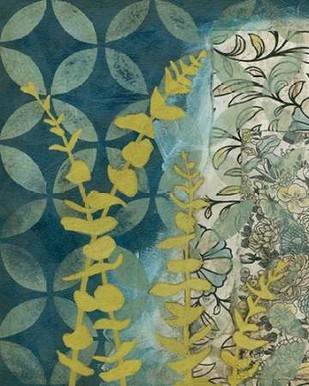Peridot Botanical II Digital Print by Meagher, Megan,Decorative