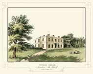 Lancashire Castles I Digital Print by Greenwood, C.J.,Realism