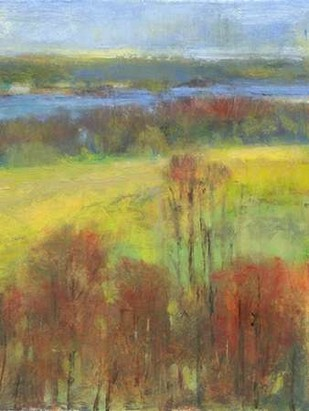 Mountain View II Digital Print by Thomas, H.,Impressionism