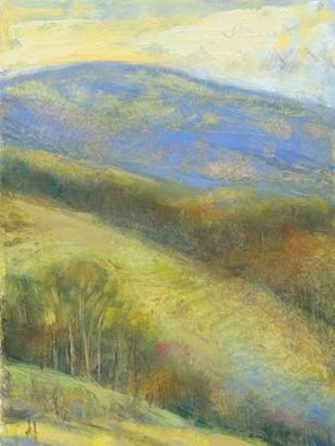 Mountain View III Digital Print by Thomas, H.,Impressionism