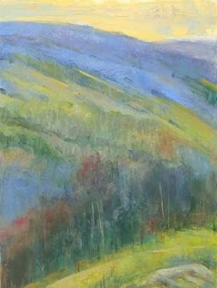 Mountain View IV Digital Print by Thomas, H.,Impressionism