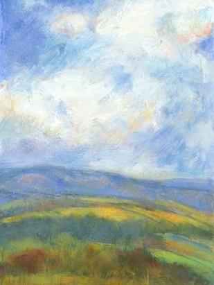 Mountain View V Digital Print by Thomas, H.,Impressionism