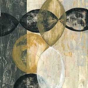 Half Moon II Digital Print by Goldberger, Jennifer,Abstract