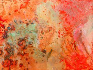 Untitled (Interstellar Series) Artwork By Bahaar Dhawan Rohatgi