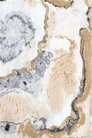 Cinder and Smoke II Digital Print by Lam, Vanna,Decorative