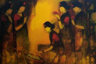 untitled Artwork By Sachin Sagare