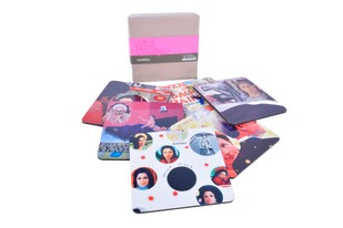 Atul Dodiya Coaster (Set of 6) Coaster Set By Vadehra Bookstore