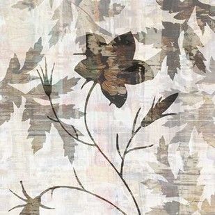 Wallflower V Digital Print by Burghardt, James,Decorative