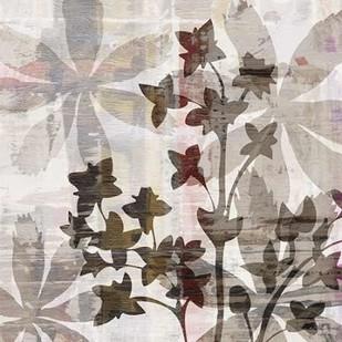 Wallflower III Digital Print by Burghardt, James,Decorative