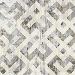 Neutral Metric I Digital Print by Goldberger, Jennifer,Abstract