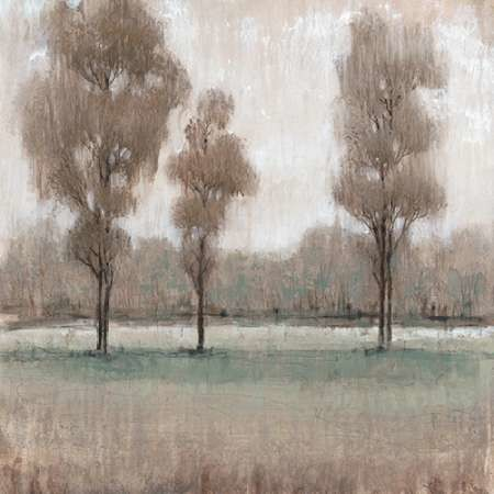 Shimmering Trees II Digital Print by Otoole, Tim,Impressionism
