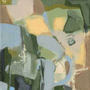 Mist Digital Print by Long, Christina,Abstract