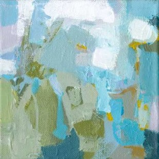 Dinner Mints Digital Print by Long, Christina,Abstract