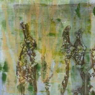 Flower Field I Digital Print by Goldberger, Jennifer,Abstract