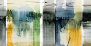 Forest Horizon I Digital Print by Jasper, Sisa,Abstract
