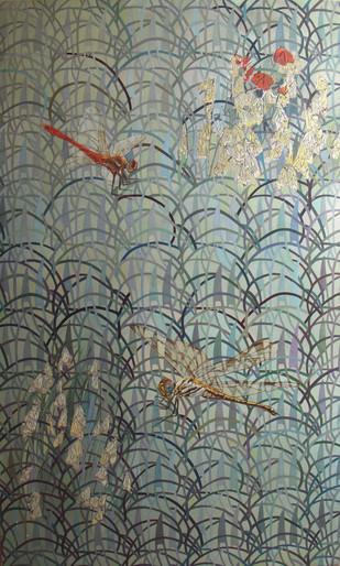 The 'Flies' Print By V. MOODY CHETANANAND