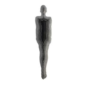 Nest by Janarthanan R, Conceptual Sculpture   3D, Formed Paper, White color