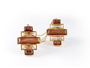 Double Trouble Ring Ring By Loupe