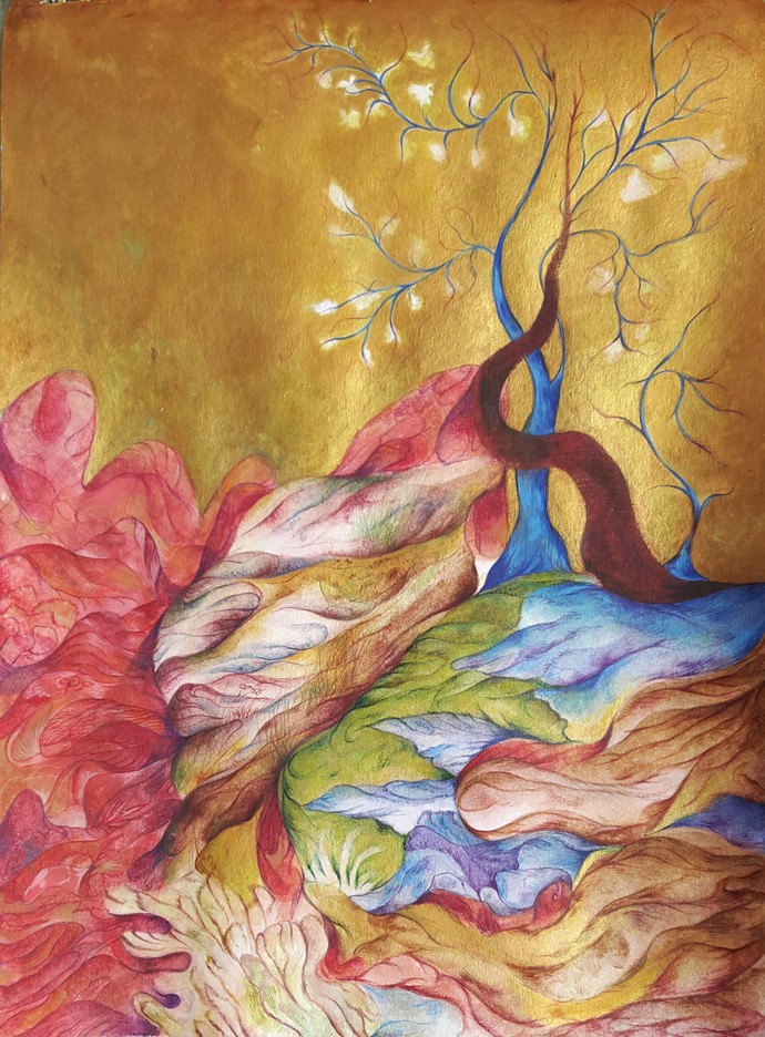 Bejeweled Spring By Manisha Gera Baswani