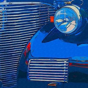 Classic Cruisin II Digital Print by Head, Danny,Realism