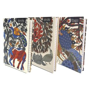 Notebook (Set of 3) Notebook By De Kulture Works