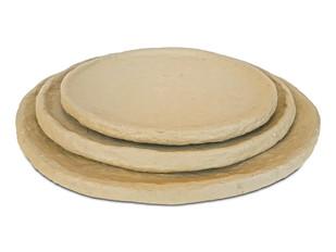 Paper Mache Platter (Set of 3) Platter and Plate By De Kulture Works