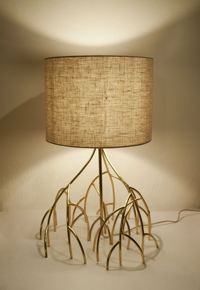 Mangrove Table Lamp Table Lamp By Sahil & Sarthak