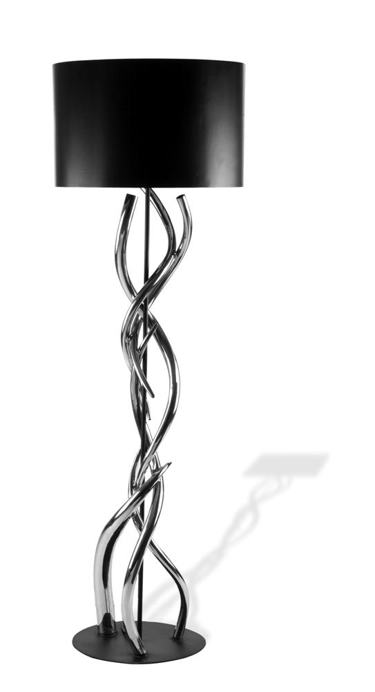 Kudu floor lamp