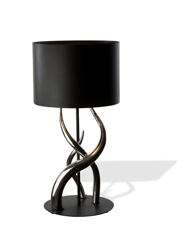 Exceptional Safari Table Lamp Table Lamp By Alex Davis