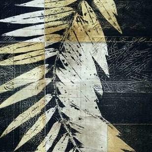 Palm Deco I Digital Print by Butler, John,Decorative