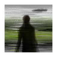 She 1 by Jayadev Biswal, Impressionism Digital Art, Digital Print on Archival Paper, Gray color
