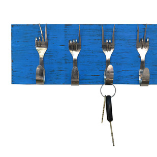 Recycled Fork style Holder Kitchen Ware By Desi Jugaad
