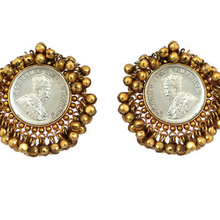 Mitti of Kutch Earring by Ambar Pariddi Sahai , Art Jewellery Earring