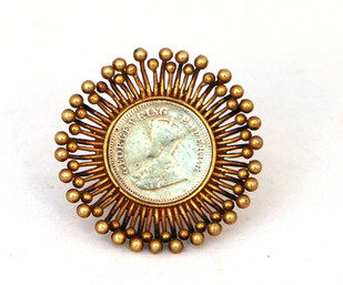 Mitti of Kutch Ring by Ambar Pariddi Sahai , Antique Ring