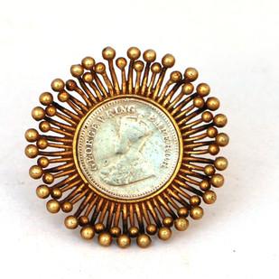 Mitti of Kutch Ring by Ambar Pariddi Sahai , Antique Ring