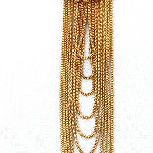Mitti of kutch Brooch by Ambar Pariddi Sahai , Antique Brooch