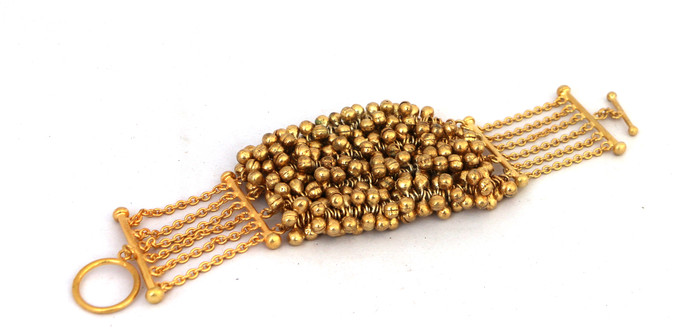 Mitti of kutch Bracelet by Ambar Pariddi Sahai , Antique Bracelet