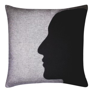 RIGHT PROFILE Cushion Cover By Monsoon and Beyond