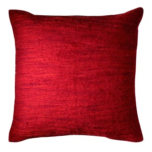 SOFT RAW WOOL CUSHION Cushion Cover By Monsoon and Beyond