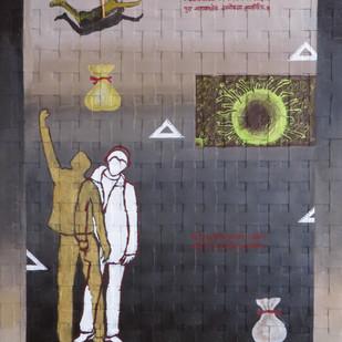 talent Digital Print by riddhima sharraf,Conceptual
