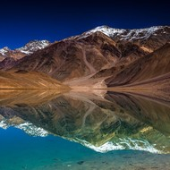 Valley reflection