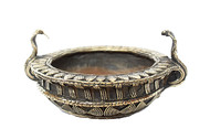 Snake bowl Decorative Container By Devrai Art Village